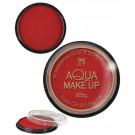 Trucco Viso ad Acqua , Make Up Professionale Colore Rosso  | pelusciamo.com