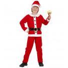 Vestito Bimbo da Babbo Natale, Travestimento Natalizio| Effettoparty.com