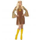 Travestimento  Carnevale , Vestito Hippie Ragazza Anni 60  | Effettoparty.com