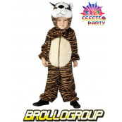 Costume Carnevale Bimbo tigrotto travestimento Tigre *07419