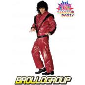 Costume Carnevale adulto Michael Jackson Thriller smiffys *08463