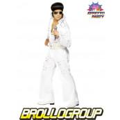 Vestito Adulto  Elvis Presley, Abito per Spettacoli e Carnevale *08893