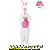 Travestimento Costume Carnevale Bimbo Coniglietto bunny smiffys *12356