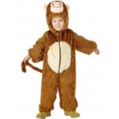 Travestimento Costume Carnevale Bambino Scimmia *07417