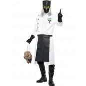 Travestimento Carnevale Halloween Adulto Dottore D Ranged Smiffys *17036
