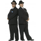 Vestito Carnevale The Blues Brothers Smiffy's Star Tv 30377 EP 08468