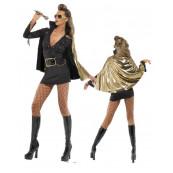 Vestito carnevale Donna, Travestimento Elvis Presley Las Vegas smiffy's *09901