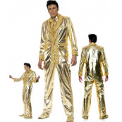 Costume Carnevale Elvis Presley Gold Records smiffy's EP 08888