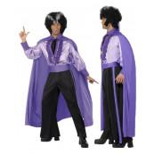 Travestimento Halloween Carnevale Disco Dracula Vampiro smiffy's *13915