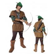Costume Carnevale Adulto Robin Hood, Principe dei Ladri *17555