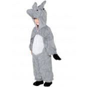 Travestimento costume Carnevale Bambino Asino party animal *17550