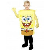 Travestimento Costume carnevale bimbo Spongebob cartoon tv smiffys *06445