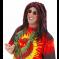 Parrucca rasta farian accessori costumi carnevale travestimenti a tema EP 19879