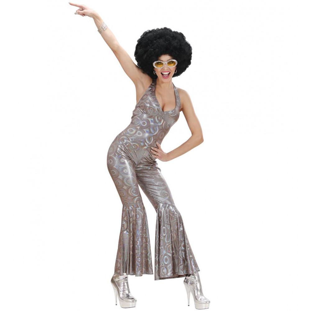 nuove foto vendita online godere del prezzo più basso Vestito Donna Anni 70 Disco Fever, Costume Carnevale Donna ...