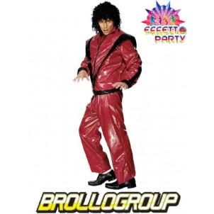 Costume Carnevale adulto Michael Jackson Thriller smiffys *08463 effettoparty.com