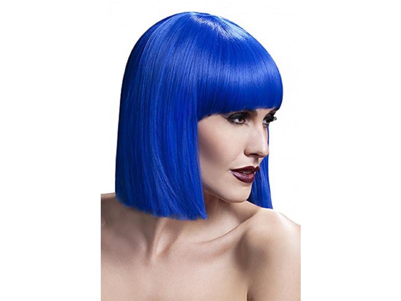 Parrucca Capelli A Caschetto Blue Lola PS 08326 Parrucche ...