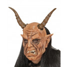 Maschera Halloween o Carnevale Diavolo Con Parrucca EP 26181 Effettoparty Store Marchirolo