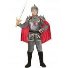 Costume Carnevale Cavaliere Medioevale EP 26585 Travestimento Bimbi Effetto Party Store marchirolo