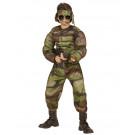 Costume Carnevale Super Soldato Muscoloro EP 26184 Effettoparty Store Marchirolo