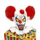 Maschera Clown Assassino Halloween o Carnevale EP 26182 Effettoparty Store Marchirolo