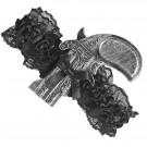 Giarrettiera con Pistola Accessori Carnevale Far WestEP 26478 effettoparty store Marchirolo
