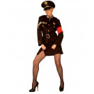 Costume Carnevale Militare Travestimento Marlene EP 26288 Effetto Party Store marchirolo