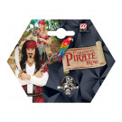 Accessorio costume Pirata, Anello Piratessa| Effettoparty.com