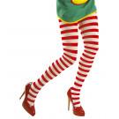 Collant Calze Multicolore Per Costume Carnevale EP 10114 Effettoparty Store Marchirolo