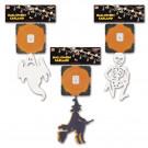 Decorazione Casa Halloween 1 Festone Carta 3 Metri  EP 09161 Effettoparty Store Marchirolo