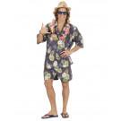 Costume Carnevale Travestimento Hawaiano Uomo EP 26405 effettoparty Store Marchirolo