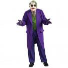 Costume Carnevale The Joker Deluxe Dark Knight - Batman EP 15050 Effettoparty Store Marchirolo