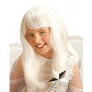Parrucca Bimbo Angelo , Accessori Costume Carnevale EP 01009 Effettoparty Store Marchirolo
