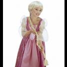 Parrucca con treccia Rapunzel Accessori Costume Carnevale bambina *20010 effettoparty store