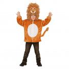 Felpa Leone In Peluche Costume Carnevale Bimi EP 26094 Effettoparty Store Marchirolo