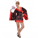 Costume Carnevale Kimono Giapponese Madame Butterfly EP 10915 Effettoparty Store Marchirolo
