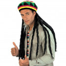 Cappello Rasta con Treccine Accessori Costume Carnevale EP 26466 Effettoparty Store Marchirolo