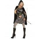 Costume Carnevale Donna Arciera Medioevale EP 26228 Effetto Party Store marchirolo