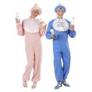 Costume Carnevale Uomo, Donna, da Neonato, Travestimento Bebè