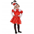 Costume Carnevale Bambina Topolina, AbitoTopina