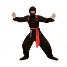 Travestimento Carnevale Bambino Super Ninja Muscoli  Effettoparty.com