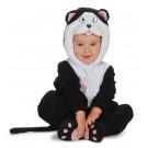 Costume Carnevale Bimbo, Animale gattino *05558 travestimento Primi Mesi