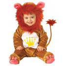 Costume Carnevale Bimbo, Animale leoncino *05556 Primi Mesi