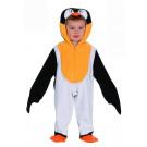 Costume Carnevale Bimbo, Animale pinguino 05557 Primi Mesi