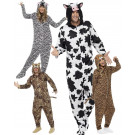 Costume Carnevale Unisex Travestimento Animale EP 26592 Effettoparty Store Marchirolo