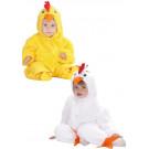Abito Carnevale Bambino Neonato Pulcino, animali  | Effettoparty.com