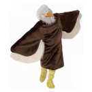 Costume Carnevale Adulto Aquila in Peluche EP 26419 Effettoparty Store Marchirolo
