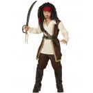 Costume Carnevale Pirata Travestimento Per Bambini EP 05243 effettoparty store marchirolo