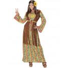 Costume Carnevale Donna Hippie Figli Dei Fiori EP 26134 Taglie Forti Effettoparty Store Marchirolo