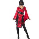 Travestimento Carnevale Donna Guerriera Ninja Warrior EP 08121 Pelusciamo Store Marchirolo