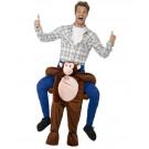 Travestimento Carnevale Scimmia Costume Taglia Unica Adulto EP 26590 Effettoparty Store Marchirolo